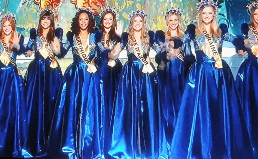 Miss France 2021 : Miss Guyane hors concours pour cause deCovid-19